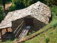 Molino di Giamba caseggiato per essiccare le castagne