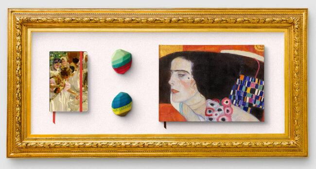 Klimt vs Klimt, Ca' Pesaro